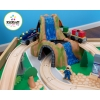 Table + Circuit de train Waterfall Mountain Table + Circuit de train Waterfall Mountain Kidkraft
