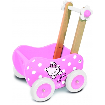 landau-hello-kitty landau-en-bois-hello-kitty-vilac