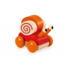 Petit Escargot Willi Petit Escargot en bois Willi Selecta
