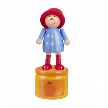 push-up-en-bois-lours-paddington jouets-des-bois-push-up-en-bois-lours-paddington-orange-tree-toys-jouet-en-bois