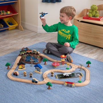 circuit-de-train-en-bois-bucket-top-mountain circuit-de-train-en-bois-bucket-top-mountain-kidkraft