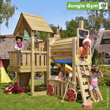 jouets des bois tour de jeux en bois jungle cubby et module train jouets des bois. Black Bedroom Furniture Sets. Home Design Ideas