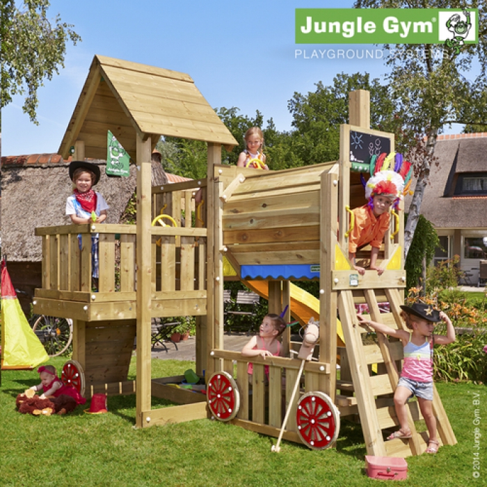 jouets des bois tour de jeux en bois jungle cubby et. Black Bedroom Furniture Sets. Home Design Ideas