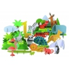 Carte à construire pop-out : Animaux du Monde 3D Jouets des bois Carte à construire pop-out Animaux du Monde 5074893 Petit Collage